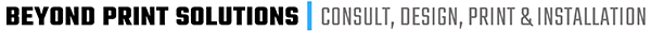 Beyond Print Solutions Logo